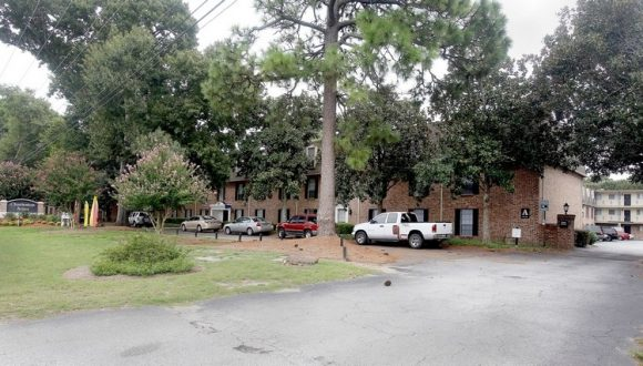 Gilliard comes to the aid of residents